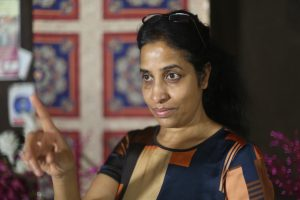 Filmmaker Brinda Muralidhar