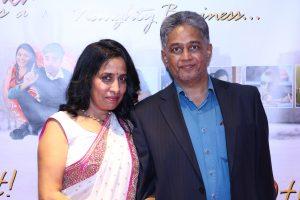 Brinda and Gunny Muralidhar